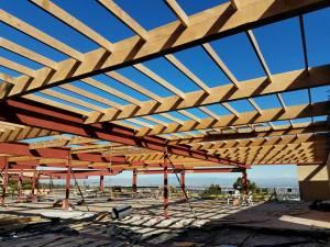 elks lodge construction