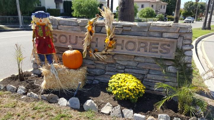 south shores sign