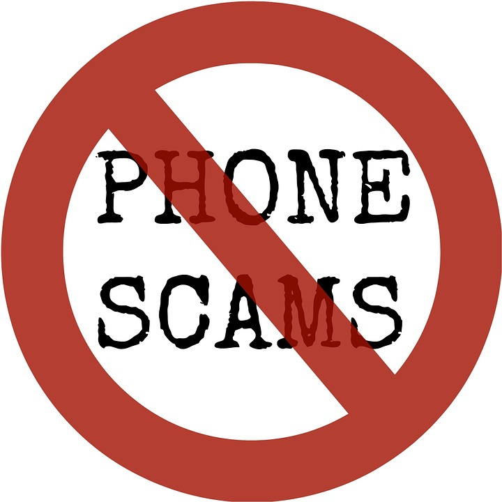 Beware of Recent Phone Scams