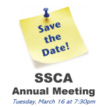 SSCA Annual Meeting 2021