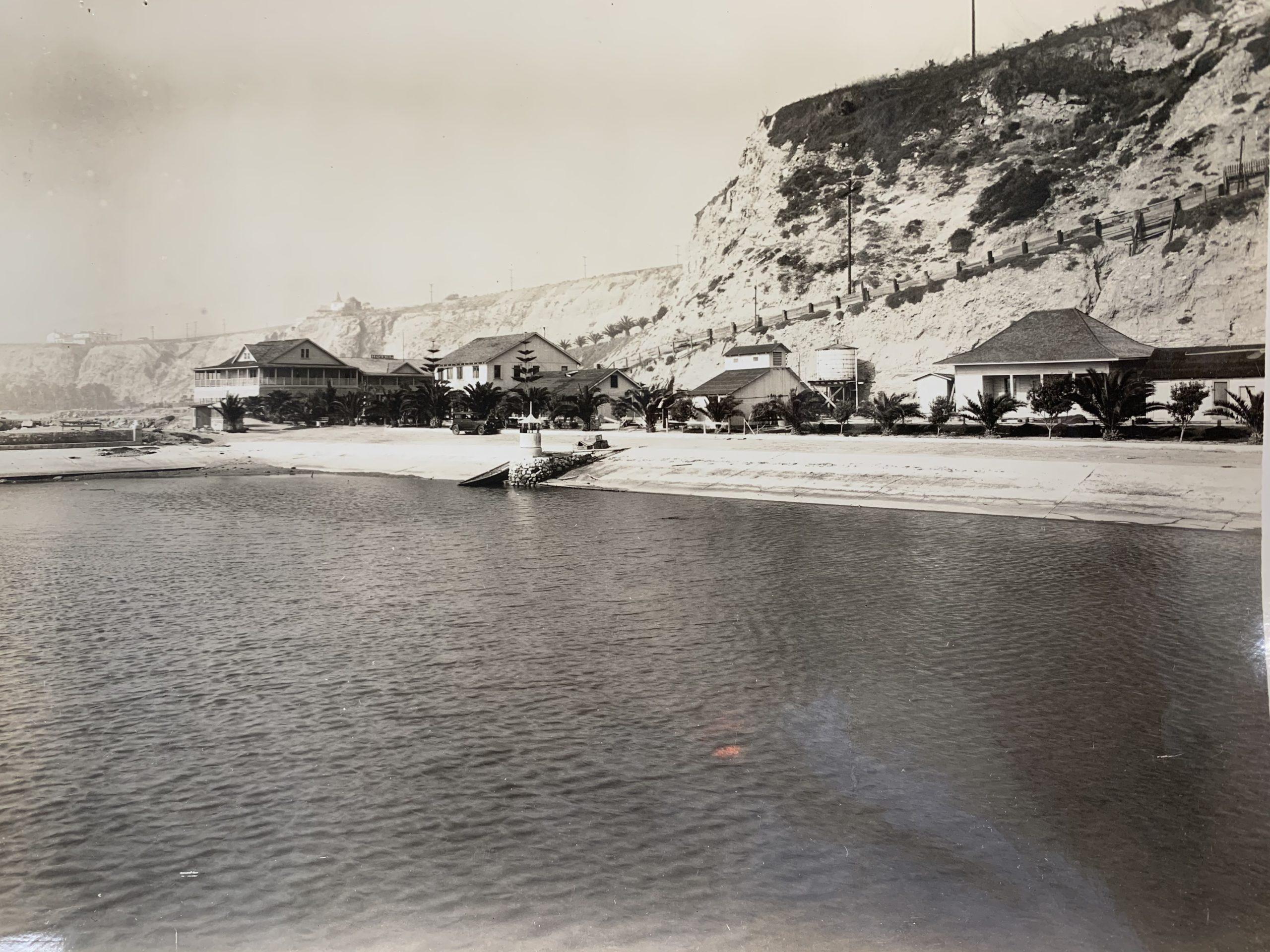 Sepulveda Memorial Park, White Point, 1925.