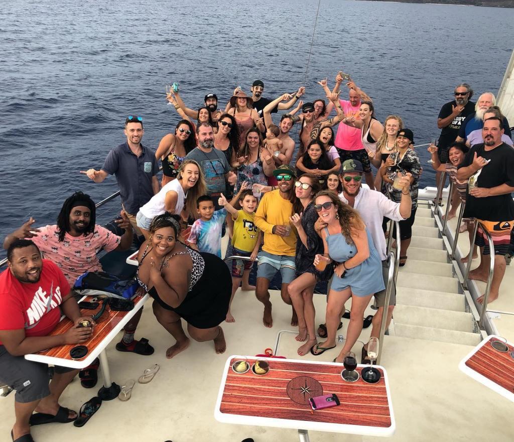 South Shore Tiki Lounge Staff on Trilogy II