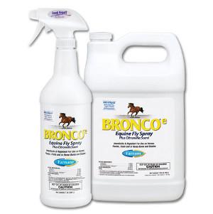 Bronco® E Equine Gallon Refill Fly Spray