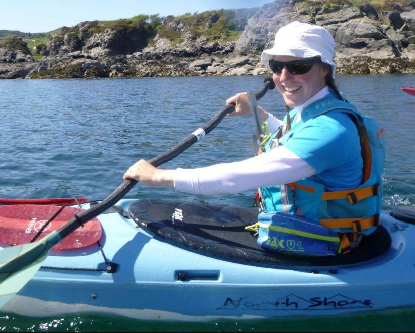Coaches at South Skye Sea Kayak