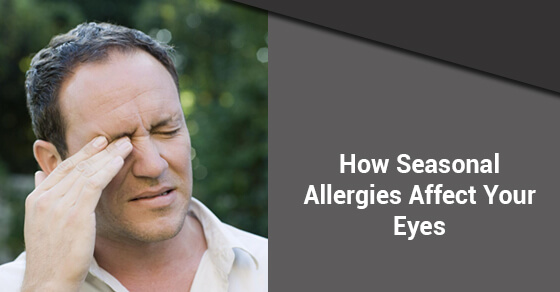 Image Result For Can Seasonal Allergies Affect Your Vision