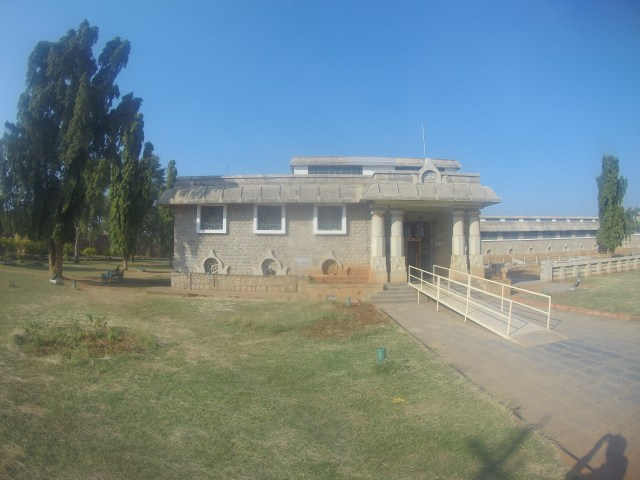 Nagarjunakonda Island Museum