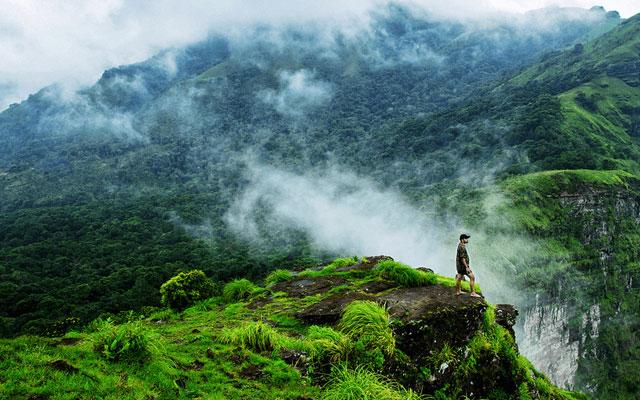 Karnataka hillstations