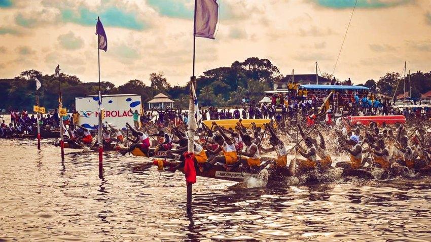 President Trophy Boat Race 2019