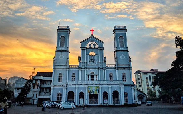 Church of Our Lady of Miracles in Mangalore, Karnataka