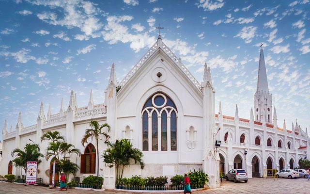 San Thome Church in Chennai
