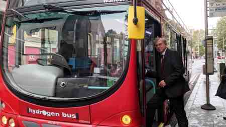 Cllr Livingstone (pictured) slammed the TfL proposals, saying they would hit the disabled and vulnerable the hardest
