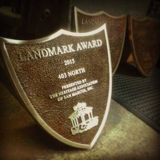 Landmark Award