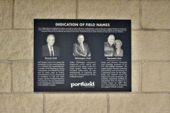 Donor Etched Plaque