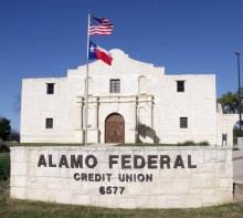 Alamo Metal Letters