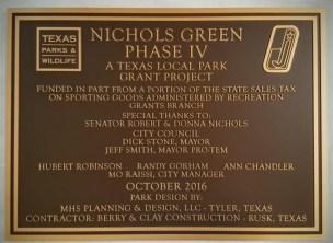 Nichols Green Phase IV