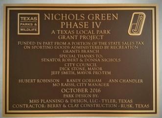 Nichols Green
