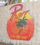 Pharr Logo Installed