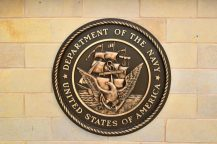 Cast Bronze Bas Relief Seal