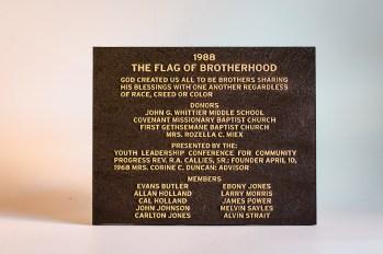 1988 The Flag of Brotherhood
