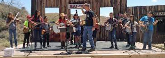 Bluegrass In Schools