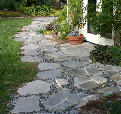red mountain natural flagstone patio