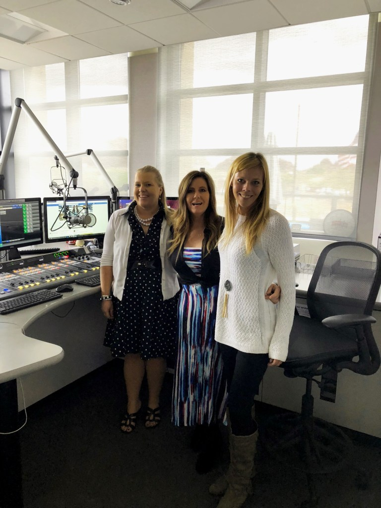 KSLX Tour with Randi Scott