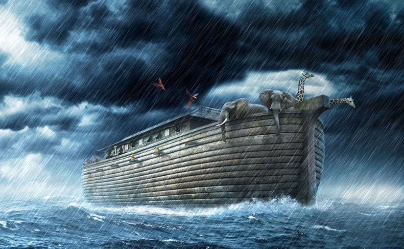 So what can we learn from Noah's story? One possible lesson is that when human beings forget their origin in God's creation, neglect their responsible stewardship of the earth, God's gift, and forsake their due care for one another, then bad consequences follow.