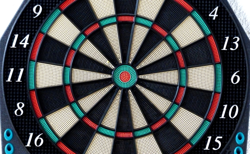digital dart board