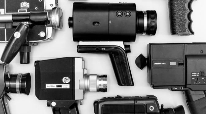 assorted camera lot