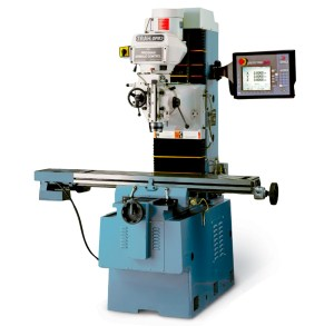 TRAK DPM SX3P Toolroom Mill featuring the ProtoTRAK SMX CNC
