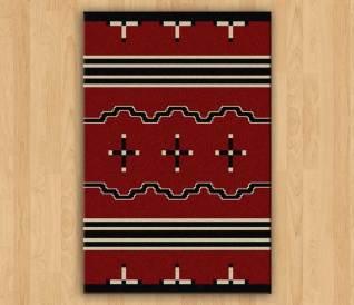 big chief red 5x8