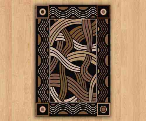 Hand Coiled – Black