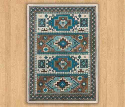 Indigo Turquoise