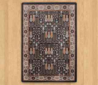 passage journey rug