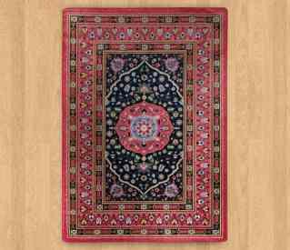 zanza cardinal rug