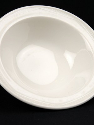 SOUP / DESSERT BOWL White Crockery Hire