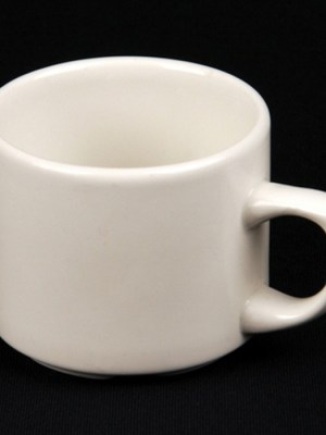 DEMI-TASSE COFFEE CUP 3.5oz CLASSICAL VALUE