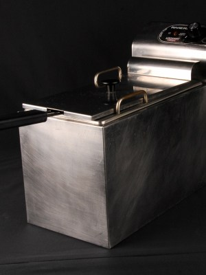 Electric Deep Fat Fryer - 1 gallon / 4 litres