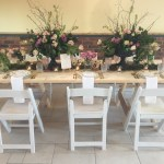 Exmouth Chair Hire