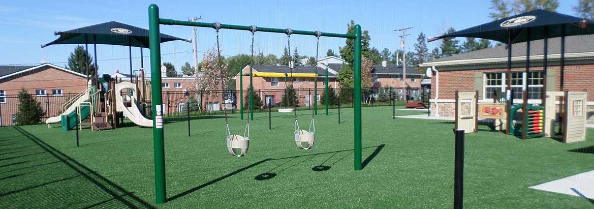 Kids Playground Turf