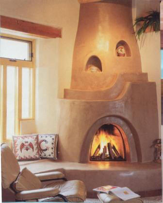Adding warmth to your homefireplace or wood stove teresa dovalpage traditional kiva fireplaces are amongtaos more picturesque features portrayed in paintings and postcards their earthy beauty has been for a long time solutioingenieria Gallery