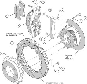 2004 Chevy 2500hd Brake Line Diagram Pictures to Pin on