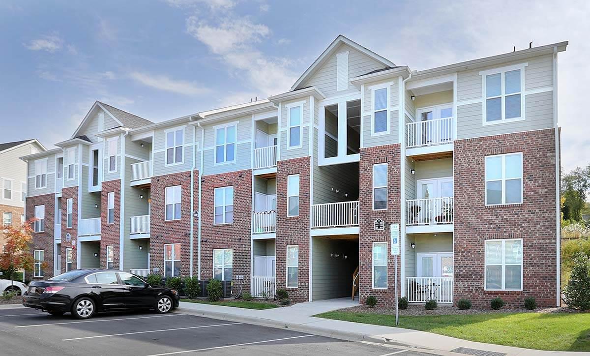 Palisades Of Asheville Apartments 1100 Palisades Circle