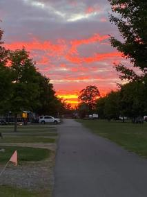 Sunset at Southwoods