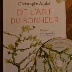 De l'art du bonheur - 25 leçon pour apprendre à vivre heureux + CD - Christophe André