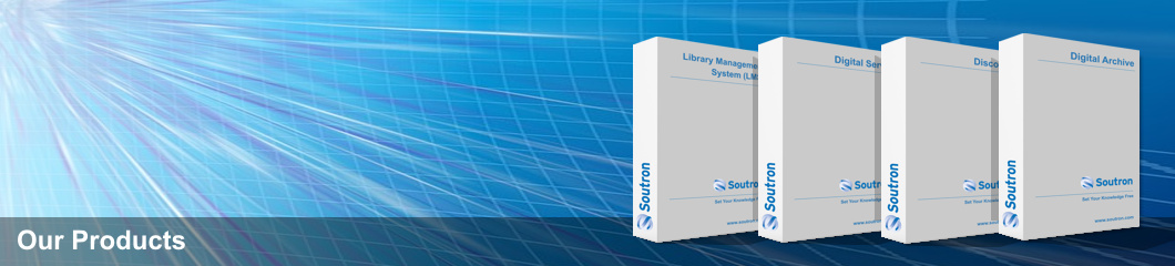 Soutron Software for Libraries and Archives