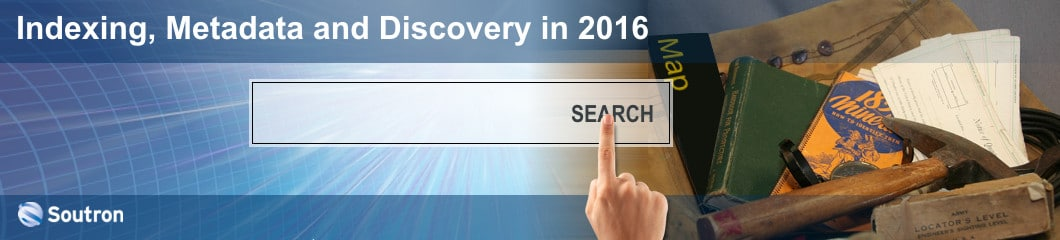 Indexing Metadata and Discovery in 2016