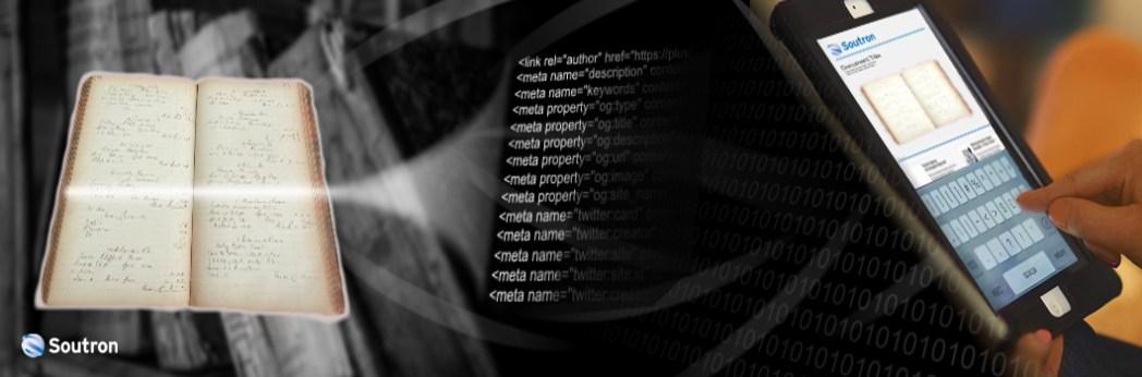 Digital Scanning & Meta Data Services