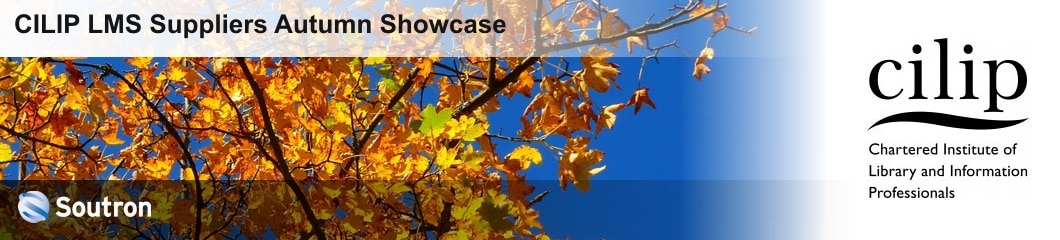Meet Soutron at the CILIP LMS Suppliers Autumn Showcase 2017