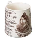 Queen Jubilee mug